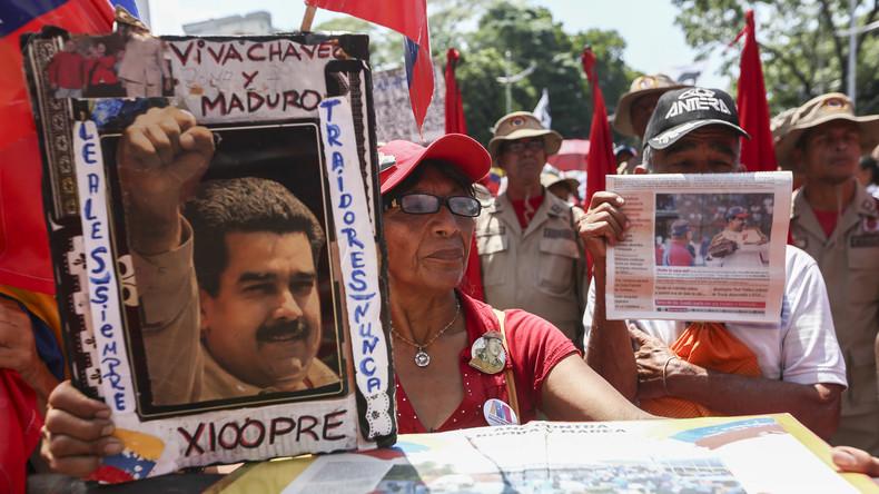 Venezuela: Maduro schlägt Neuwahlen für Parlament vor