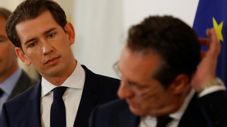 Österreich: Stürzen FPÖ und SPÖ nun gemeinsam Sebastian Kurz?