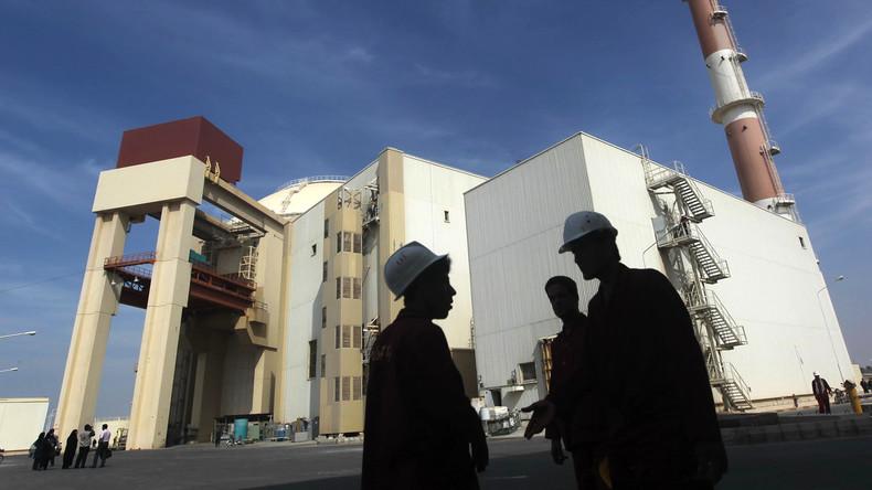 Iran kündigt Vervierfachung seiner Urananreicherung an