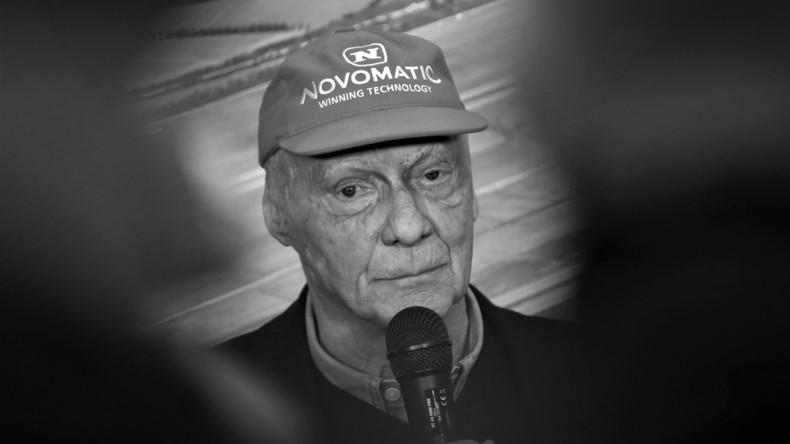 Stadt Wien bietet Familie Ehrengrab für Niki Lauda an