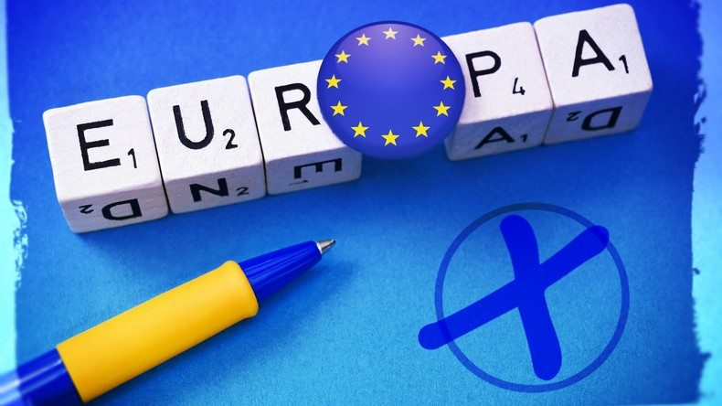 Nur noch Tage bis zur EU-Wahl - und keine Spur von russischer Wahlbeeinflussung (Video)