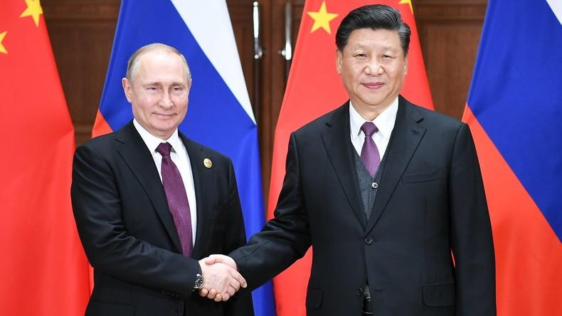 Washington in der Klemme: Die Angst vor der russisch-chinesischen Zusammenarbeit