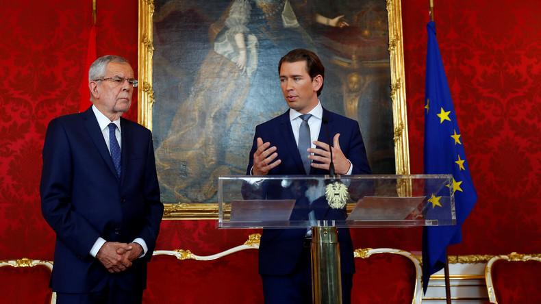 Österreich: Rücktrittsgesuche der FPÖ-Minister angenommen – Übergangsregierung mit Experten