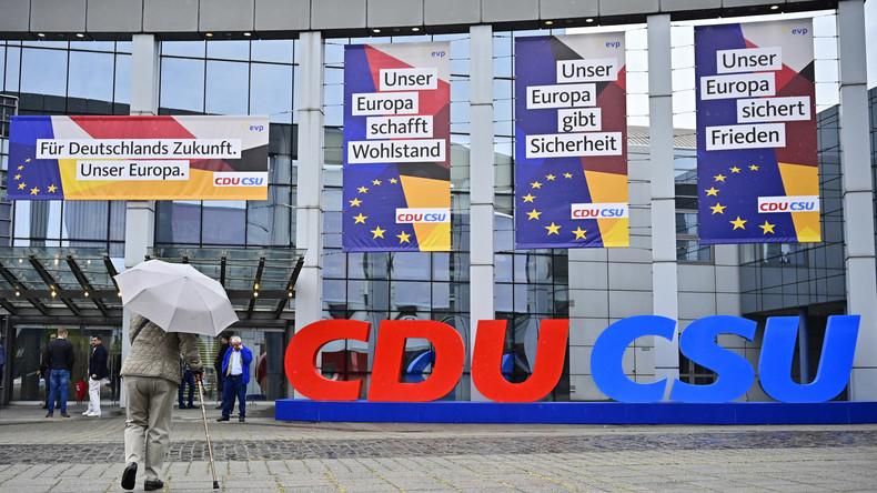 CSU fordert von FDP Absage an Linksbündnis in der Europäischen Union