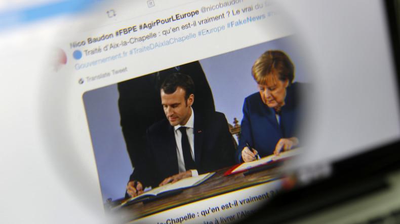 Doch nicht so viele Falschmeldungen zur EU-Wahl in sozialen Netzwerken