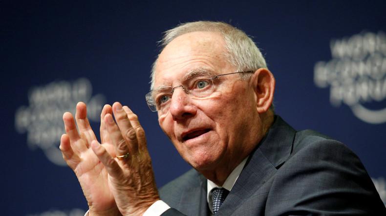 """Schäuble wähnt Geheimdienst hinter Ibiza-Affäre: """"Ziemlich viel Organisations- und Finanzkraft"""""""