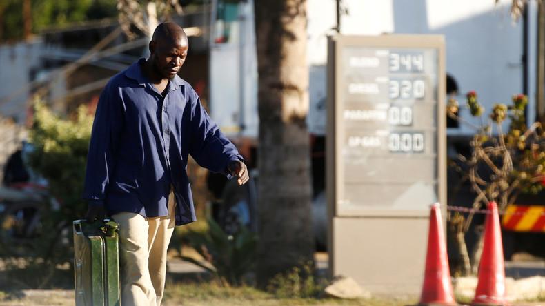 """Vernichtendes Urteil: Experten bezeichnen Simbabwes Ökonomie als """"Voodoo-Wirtschaft"""""""