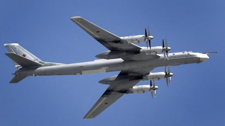 """Der Ton macht die Musik: Russische Flugzeuge vor Alaska """"abgefangen"""" - oder doch eskortiert?"""