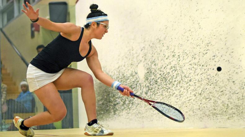 Empörung in Spanien: Squash-Meisterinnen mit Vibrator und Enthaarungswachs geehrt