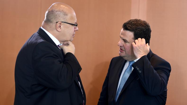 Kritik der Union an Grundrenten-Plänen der SPD: Finanzierung unmöglich, keine Bedürftigkeitsprüfung