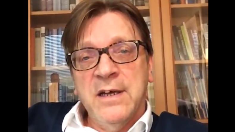 """Verhofstadt zu Salvini: """"Du und Deine Freunde werdet von Putin für Zerstörung der EU bezahlt"""""""