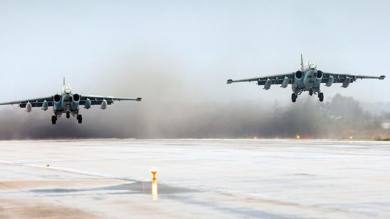 Syrien: Raketenangriff auf russischen Luftwaffenstützpunkt in Hmeimim