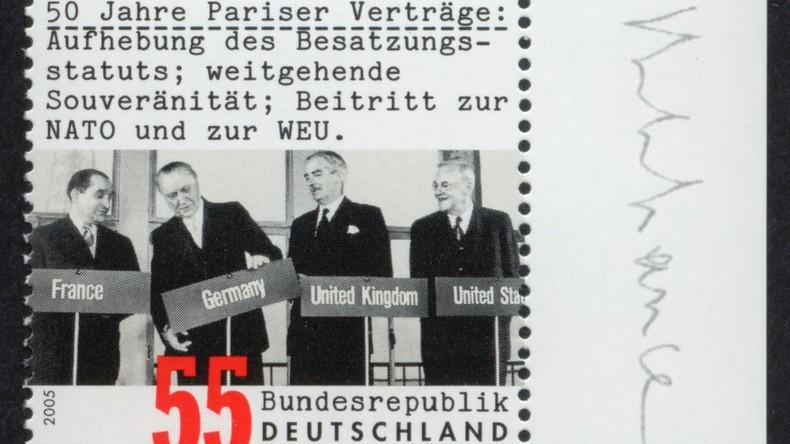 Ist Deutschland trotz Zwei-plus-Vier-Vertrag noch Besatzungsrecht unterworfen?