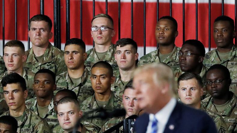Aufrüsten gegen den Iran: USA könnten weitere 1.000 Soldaten in den Nahen Osten entsenden