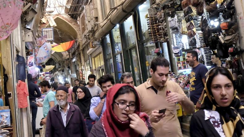 Die Angst in der iranischen Bevölkerung vor einem Krieg