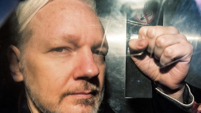 US-Justizministerium erhebt 17 weitere Anklagepunkte gegen Julian Assange