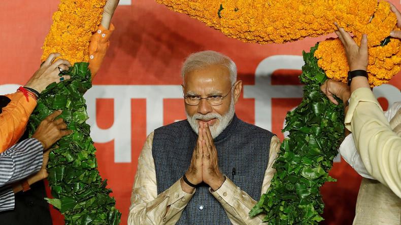 Indische Regierung gewinnt Wahl deutlich - Überregionales