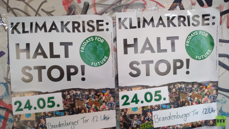 """Greta Thunberg ruft nun auch Erwachsene zum """"Klimastreik"""" auf"""