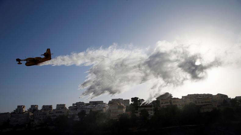 Brände durch Hitzewelle in Israel – Regierung will Notstand ausrufen