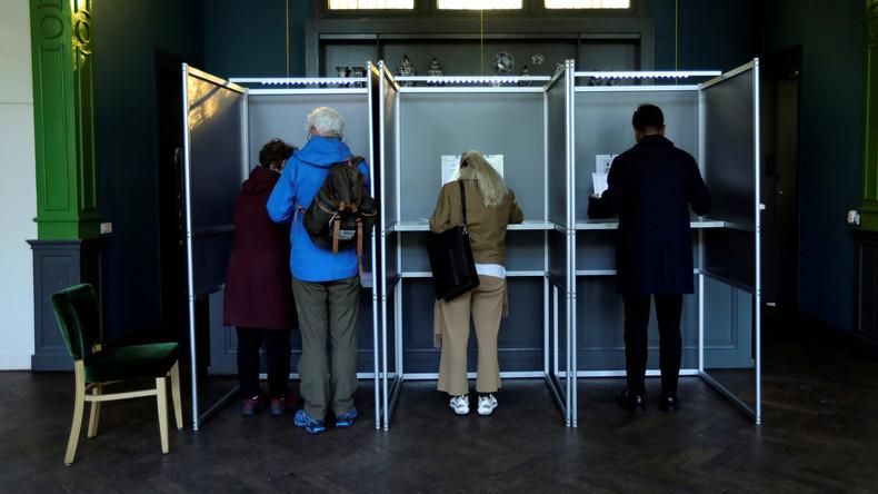 Prognose: Sozialdemokraten bei EU-Wahlen in den Niederlanden vorn