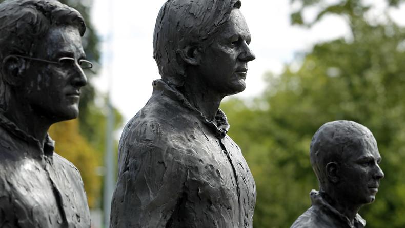 Edward Snowden zum Fall Assange: USA erklären dem Journalismus den Krieg