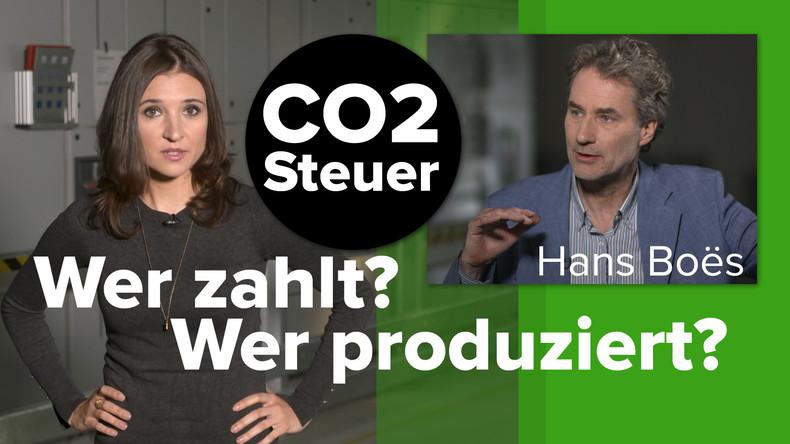 CO2-Steuer: Wie effektiv und wie gerecht wäre sie? (Video)