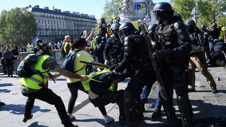 Video-Doku: Frankreich im Gelbwesten-Fieber – Von den Anfängen und Zielen