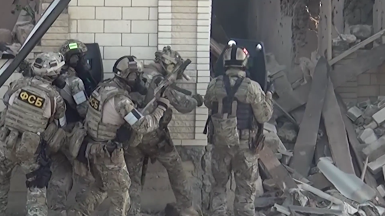 Drei Militante bei Anti-Terror-Operation im Dagestan getötet