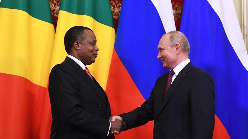 Russland entsendet Spezialisten zur Wartung von Militärausrüstung in die Republik Kongo