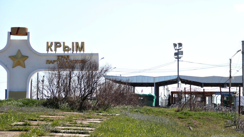 Ukrainischer Generalstabschef: Ukraine verlor Krim lange vor dem Jahr 2014