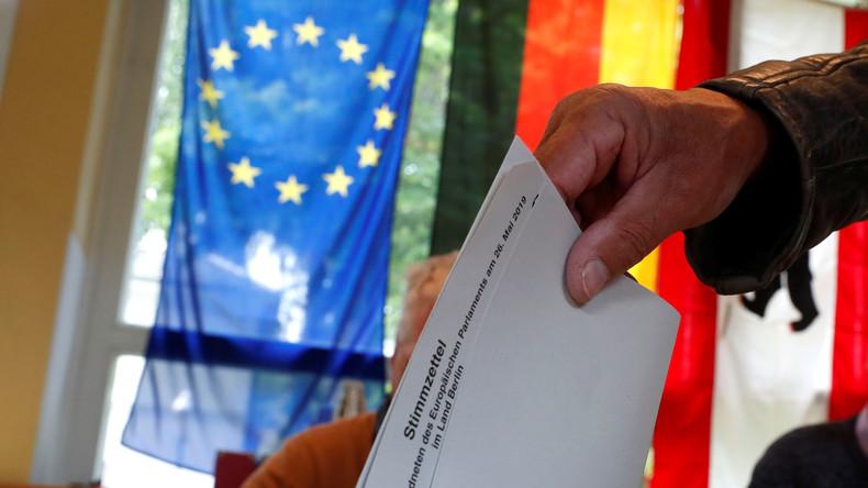Live-Ticker zur EU-Wahl: Prognosen, Ergebnisse und Kommentare