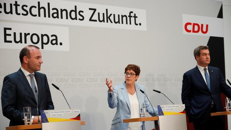 Vorläufige Bilanz der EU-Wahl: Einstige Volksparteien verlieren massiv - Grüne als großer Gewinner
