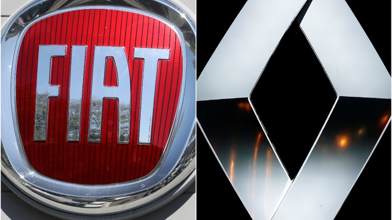 Angriff auf VW: Fiat Chrysler schlägt Fusion mit Renault vor