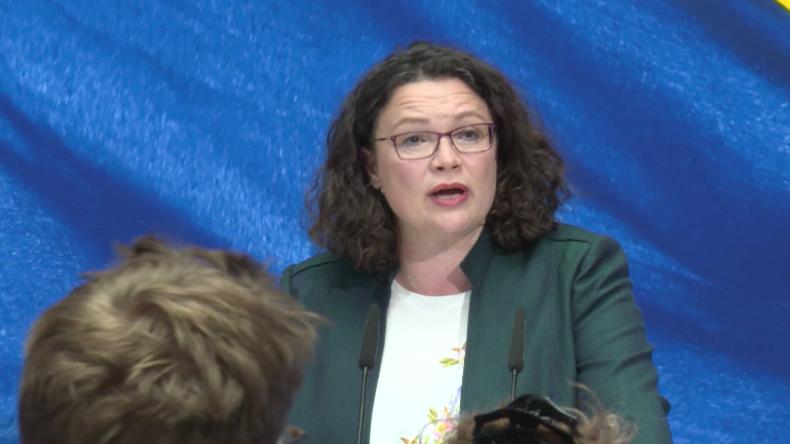 """SPD angesichts historisch schlechter Wahlprognose: """"Die Ergebnisse sind extrem enttäuschend"""""""