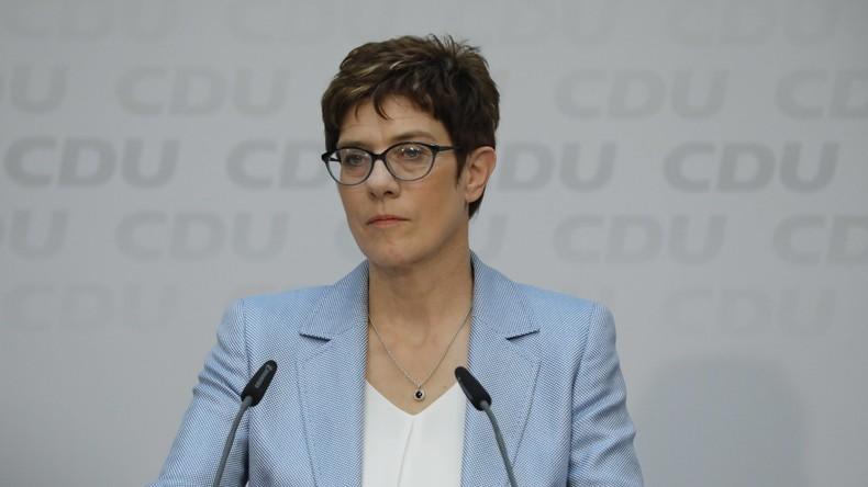 LIVE: Pressekonferenz der CDU zum Ergebnis der EU-Wahl