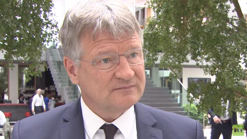 """Jörg Meuthen über EU-Wahlausgang und eine """"Grüne-Katastrophe"""" (Video)"""