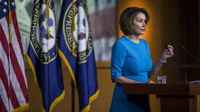 Betrunken oder verwirrt? Tausende Nutzer glauben manipuliertem Video mit Nancy Pelosi