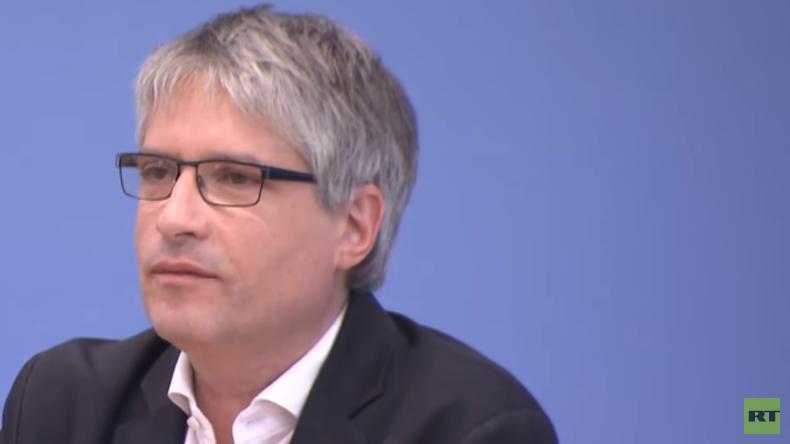 Grünen-Spitzenkandidat Giegold: Mehr Stimmen bedeuten auch mehr Verhandlungsmacht (Video)