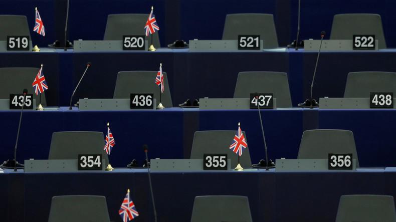EU-Wahl mit Großbritannien: Was wird aus den frei werdenden Sitzen nach dem Brexit?