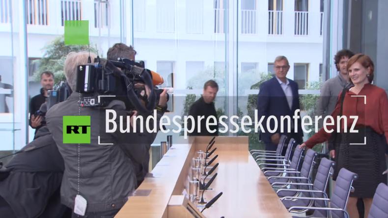 LINKEN-Chefs Kipping und Riexinger nach EU-Wahl: Keine Selbstkritik, keine personellen Konsequenzen