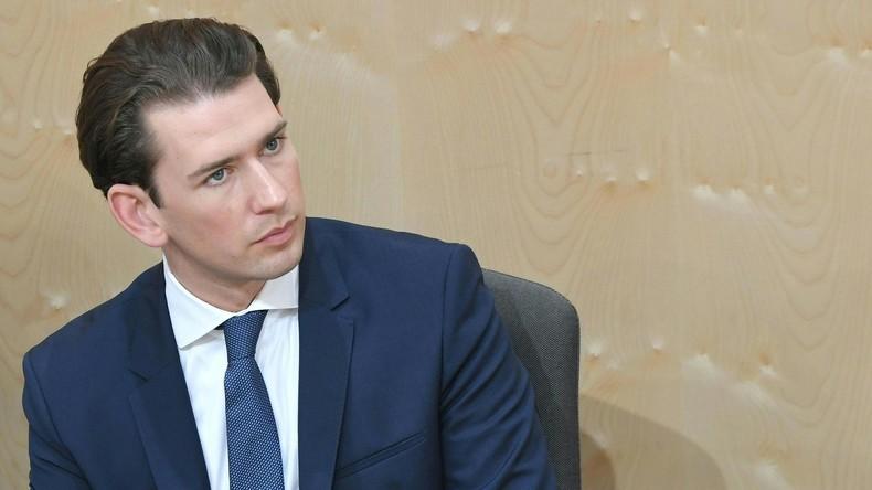 """""""Kurz und schmerzlos"""": Twitter-Reaktionen nach Regierungssturz in Österreich"""
