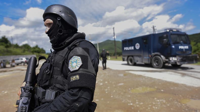 Belgrad in Gefechtsbereitschaft: Kosovarische Spezialeinheit dringt in serbische Gemeinden ein