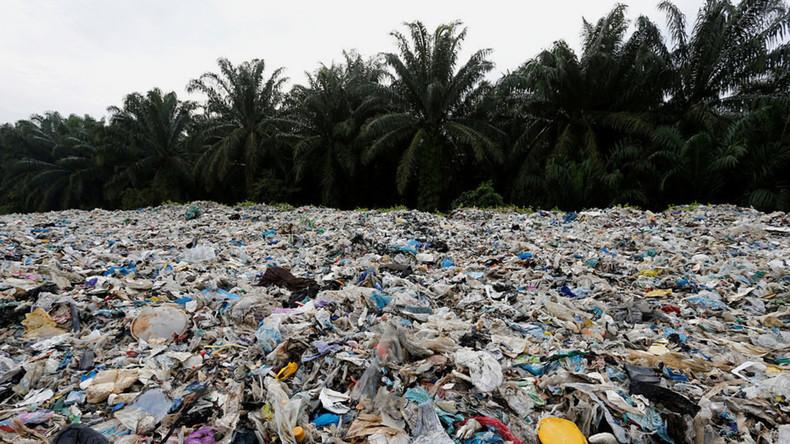 """Malaysia wehrt sich gegen Müll aus dem Ausland: """"Wir werden nicht die Müllhalde der Welt sein"""""""