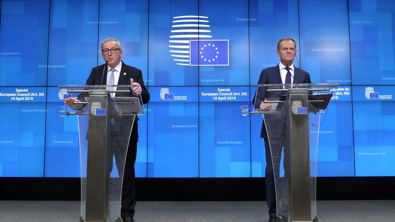 LIVE: EU-Ratspräsident Tusk gibt Pressekonferenz zur Nominierung für die höchsten Ämter der EU