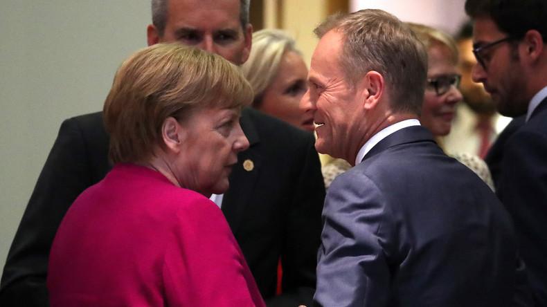 Keine Einigung um Besetzung der EU-Spitzenposten – Merkel fordert Kompromissbereitschaft