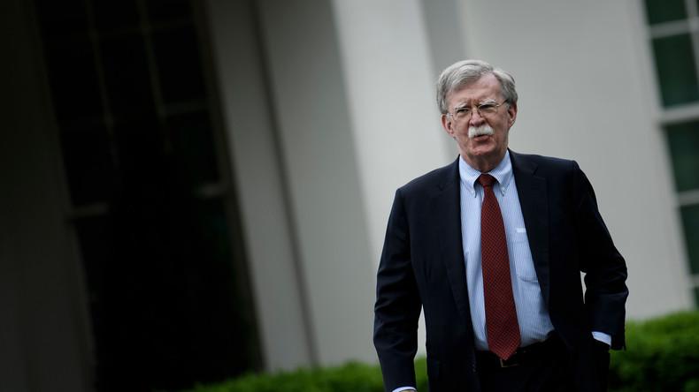 """John Bolton: Iran """"fast sicher"""" hinter Angriffen auf Tanker"""