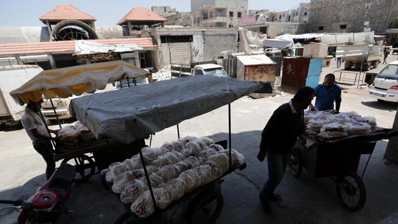 Behörden: Über 85 Prozent der syrischen Flüchtlinge aus Rukban-Lager nach Hause zurückgekehrt