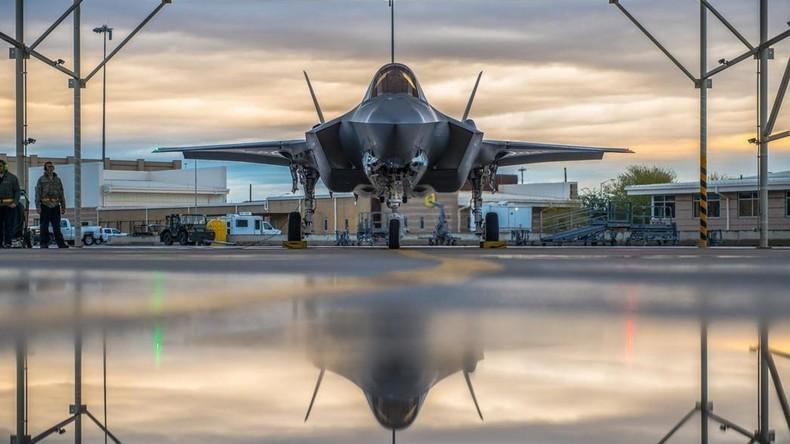 Wegen S-400-Deal mit Russland: USA könnten türkische Piloten vom Flugtraining für F-35 ausschließen