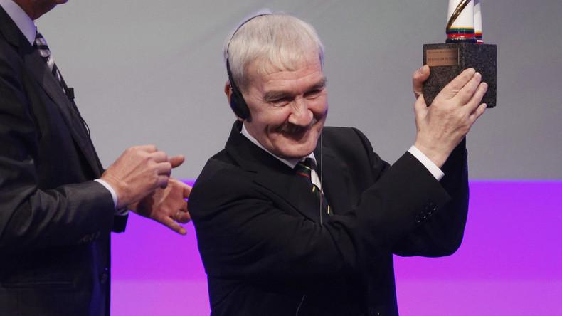 Stanislaw Petrow in Oberhausen – Warum im Ruhrpott ein Denkmal für den Russen steht