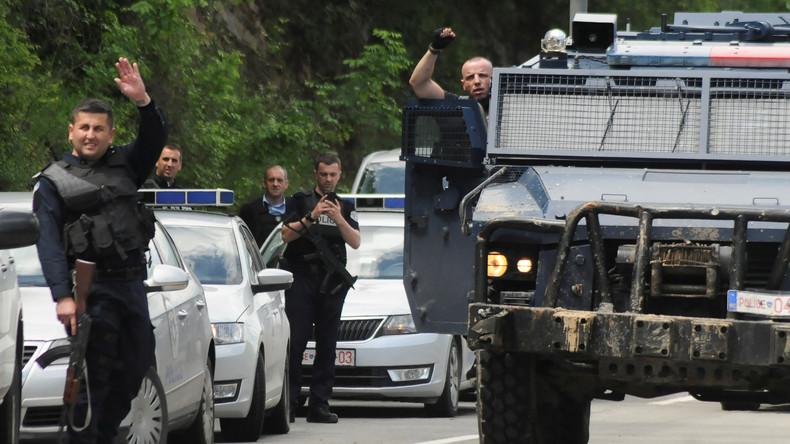 Wegen Verhaftung eines Diplomaten im Kosovo: Russische Botschaft in Serbien verlangt Untersuchung